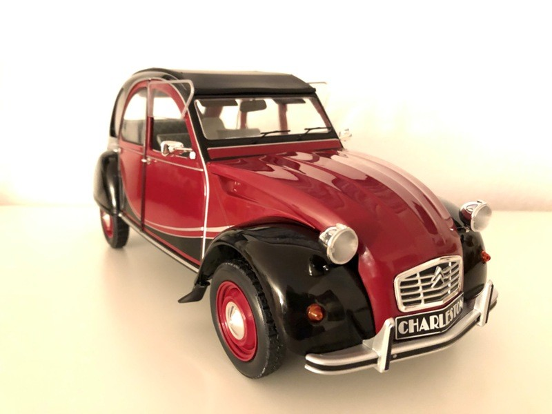 Citroën 2CV Charleston 1/12