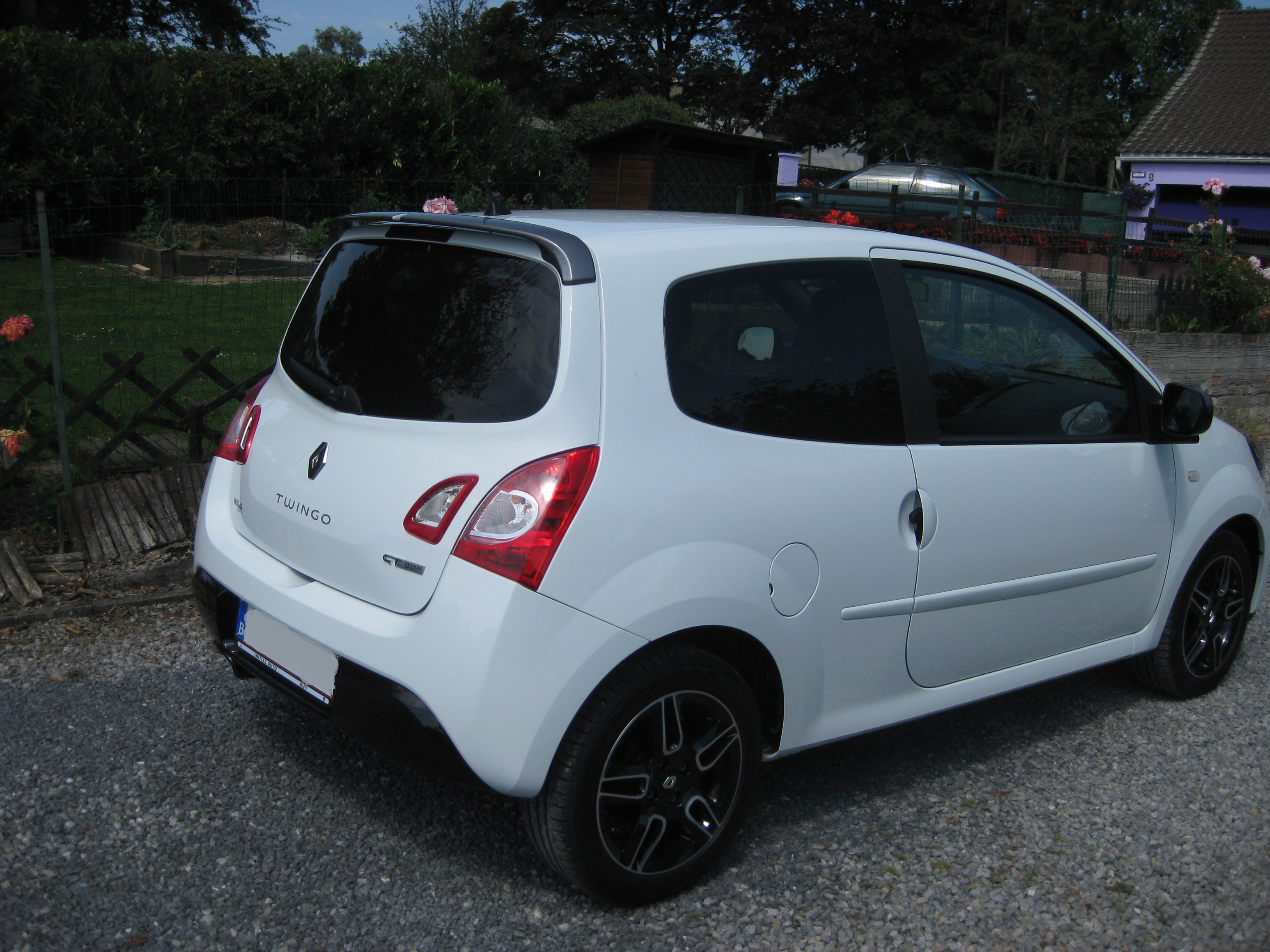 Twingo Ii Phase Ii Topic Officiel Page 17 Twingo
