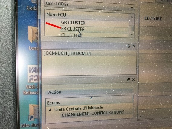 2 double clic FR cluster