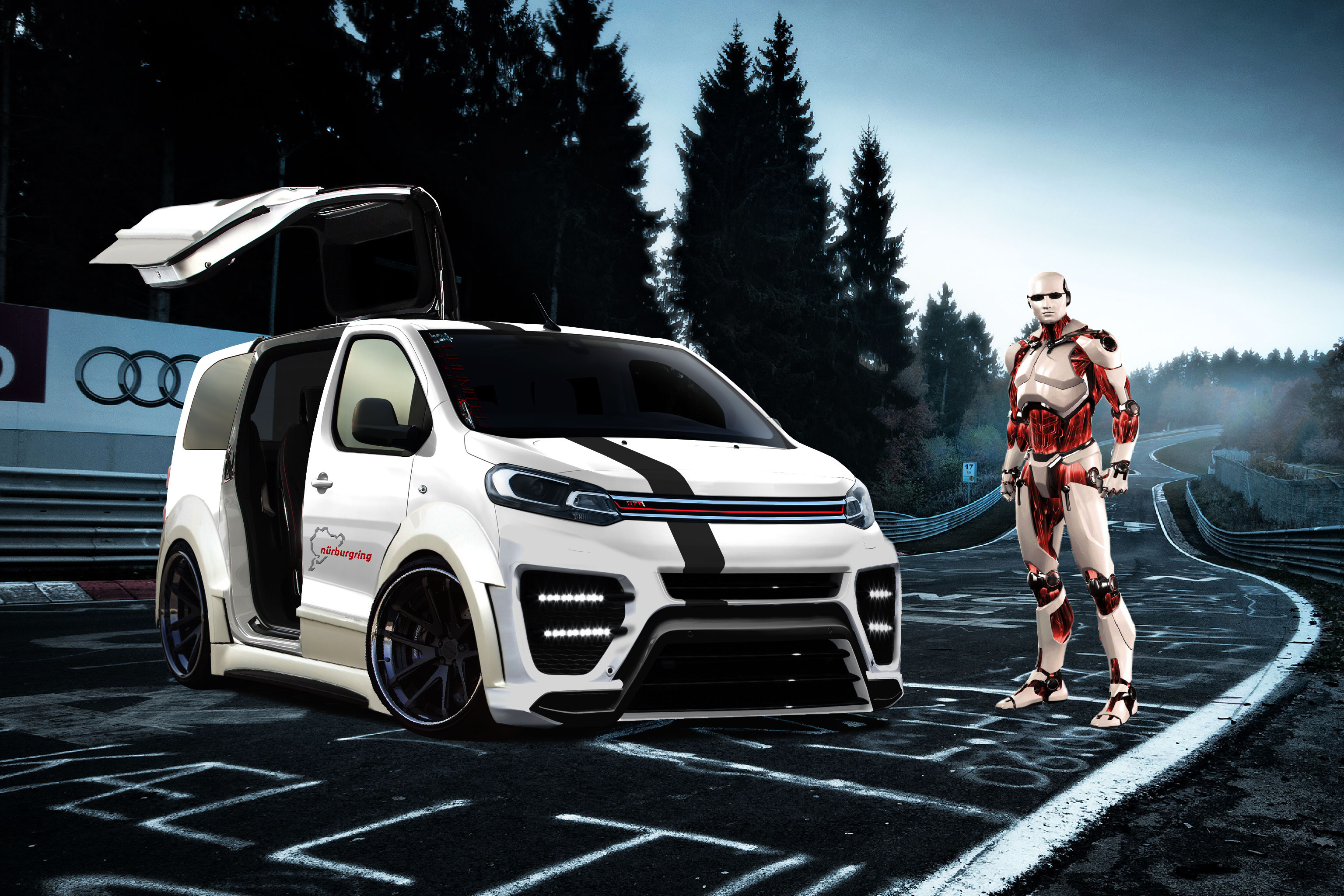 citroen space sport tourer rzr citro n unlimited. Black Bedroom Furniture Sets. Home Design Ideas