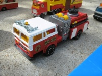 Ward La France - Fire Dept - Majorette