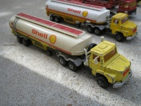 Scania - Shell - Majorette