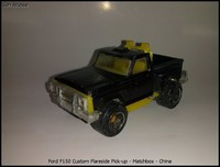Ford F150 Custom Flareside Pick-up - Matchbox - China