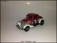 Ford - Hot Wheels - China