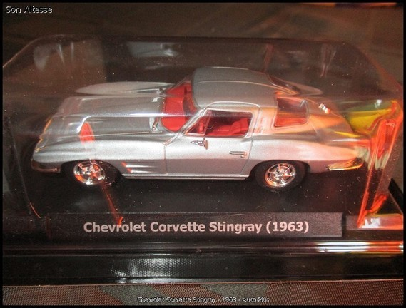 Chevrolet Corvette Stingray - 1963 - Auto Plus