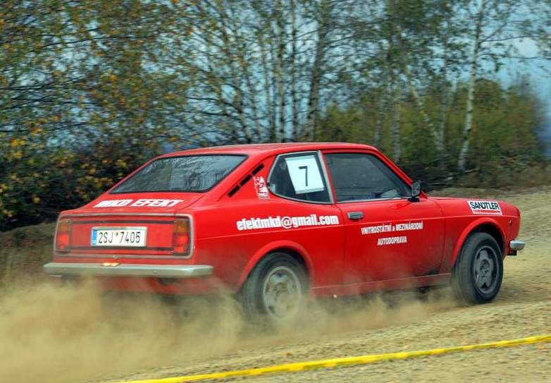 7-10 FIAT 128 COUPE