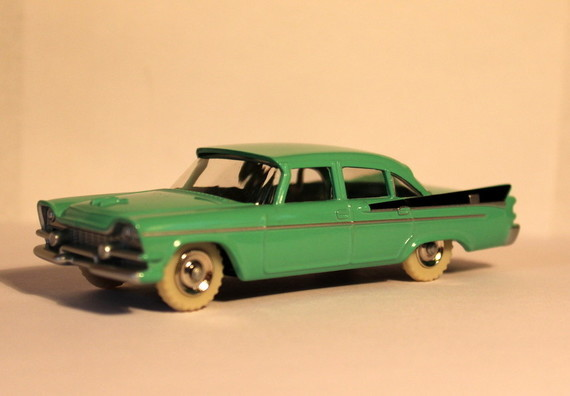 1766 DODGE SEDAN DINKY ATLAS