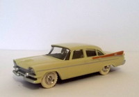 4484 DODGE  ROYAL SEDAN DINKY