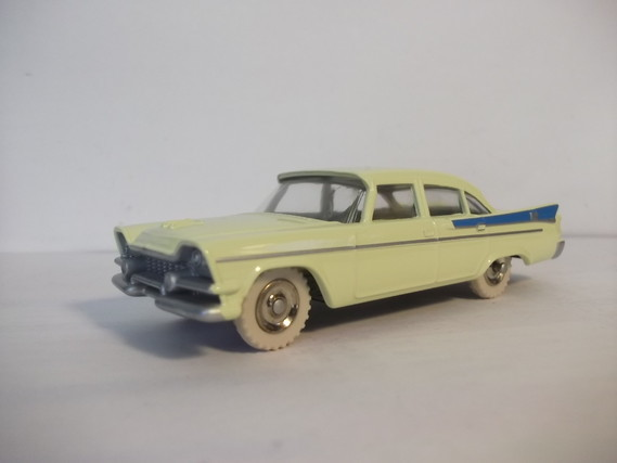 0954 DODGE ROYAL SEDAN DINKY ATLAS