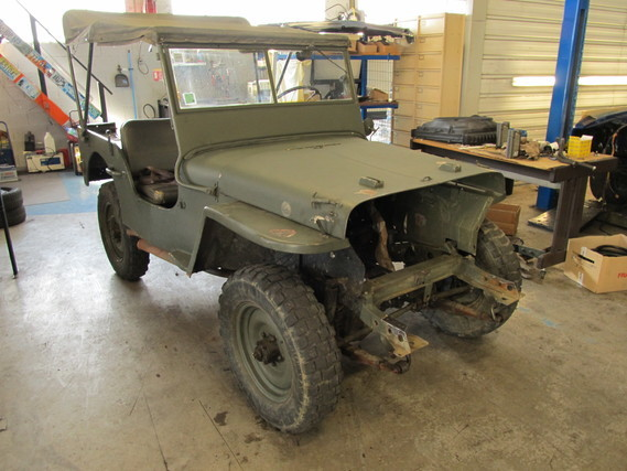 Jeep Ford 1944
