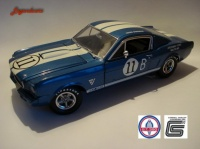 Ford Mustang GT350 #11- Mark Donohue 1965-5