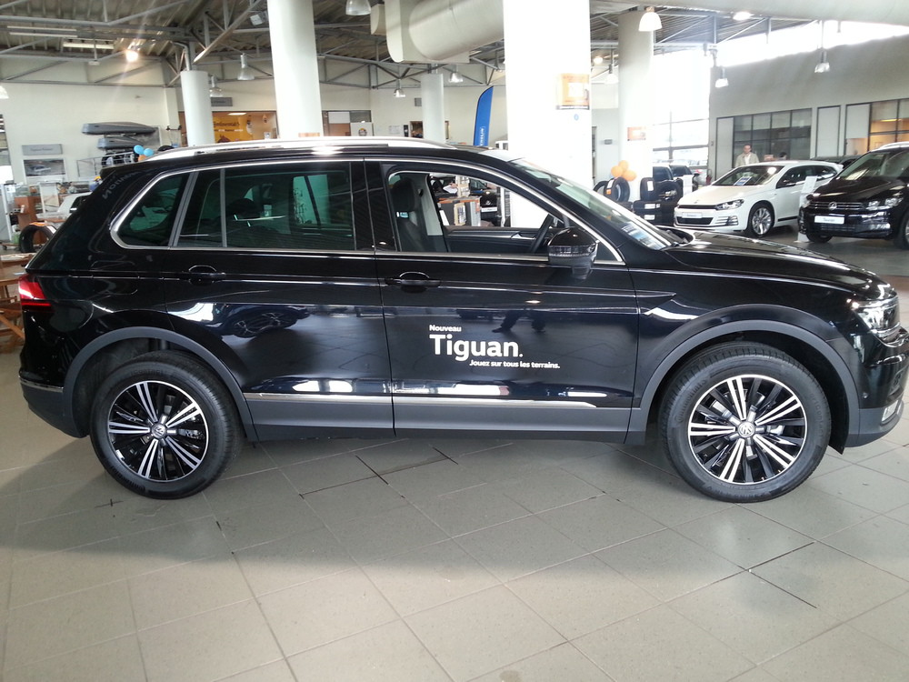 volkswagen tiguan ii  2016   topic officiel