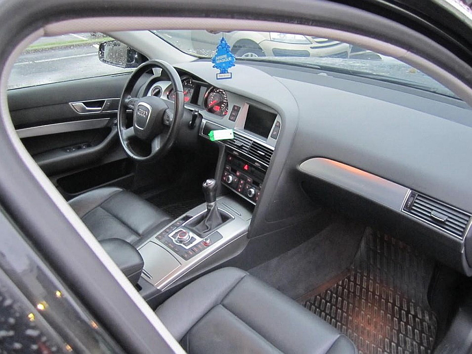 Ma nouvelle acquisition a6 audi forum marques for Interieur audi a6