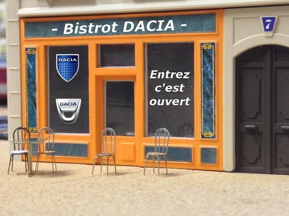 Bistrot ouvert