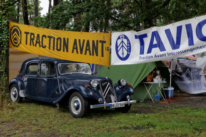 Traction Avant - Allemagne