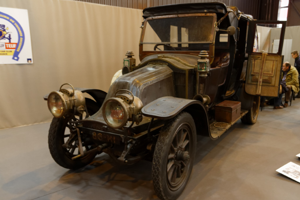 Renault Type A1, 1908