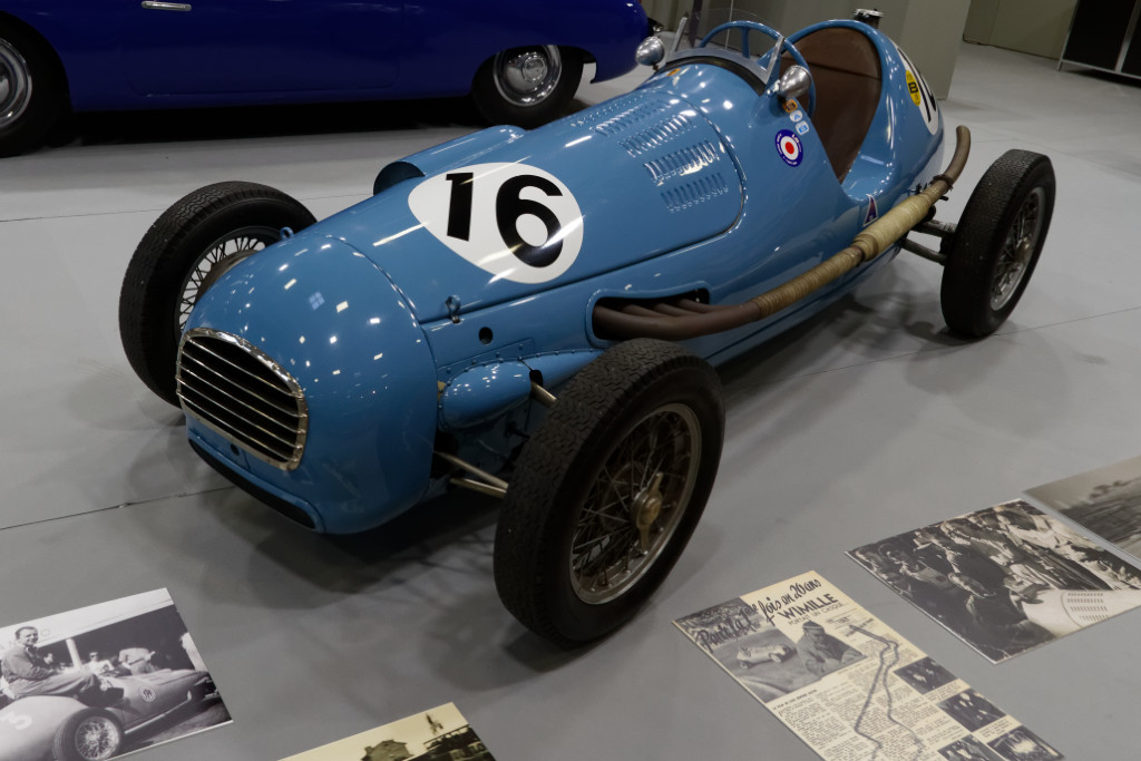 Gordini type 11 N°01 GC - 1946