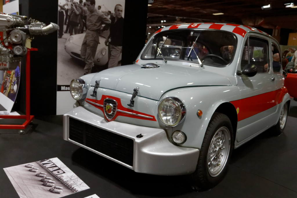 Abarth 1000 TCR-Radiale Gr5 (1970)