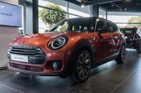 Mini Clubman F54 Cooper Indian Summer Red