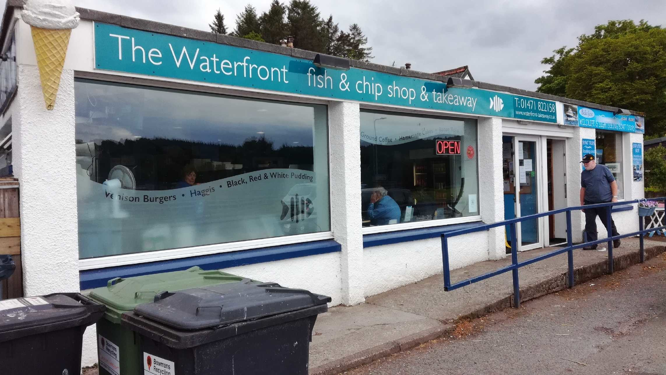 J3-8 Broadford fish and chips