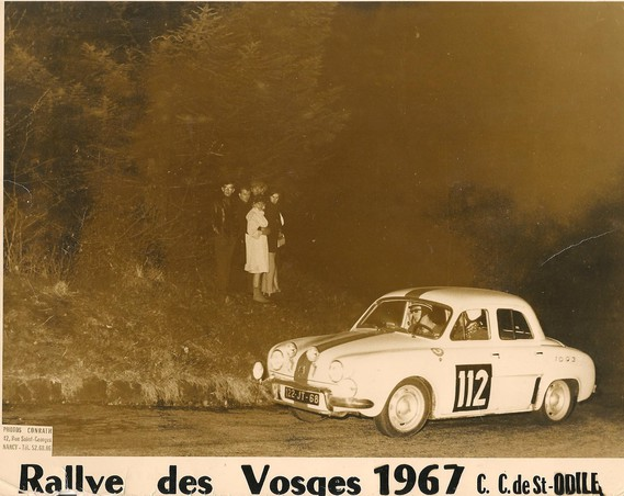 rallye des vosges 1967 1093 j m hesse photos club. Black Bedroom Furniture Sets. Home Design Ideas