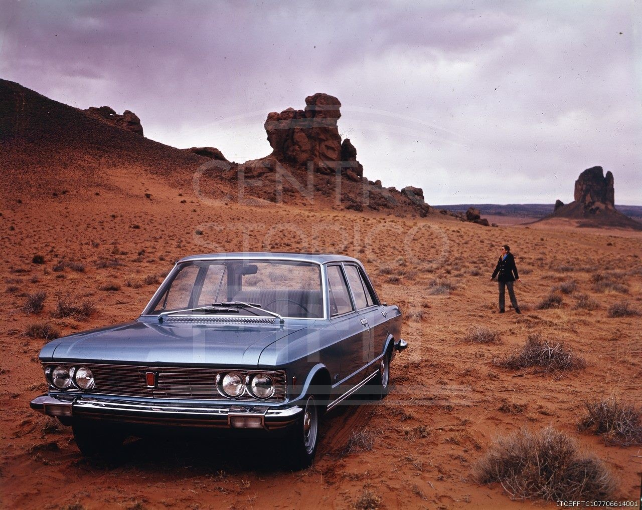 1969- Fiat 130 in USA-