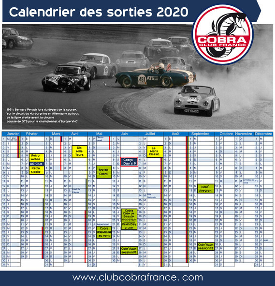 calendrier sorties2020 V1