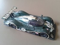 Bentley EXP Speed 8 LM2001 #8