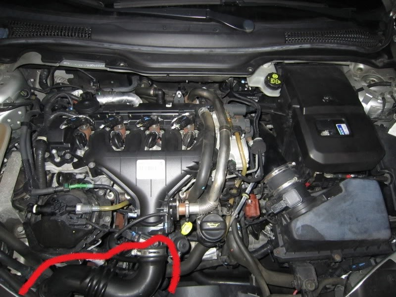 v0 durite alimentation du turbo hs - volvo - forum marques