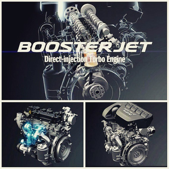 Booster Jet