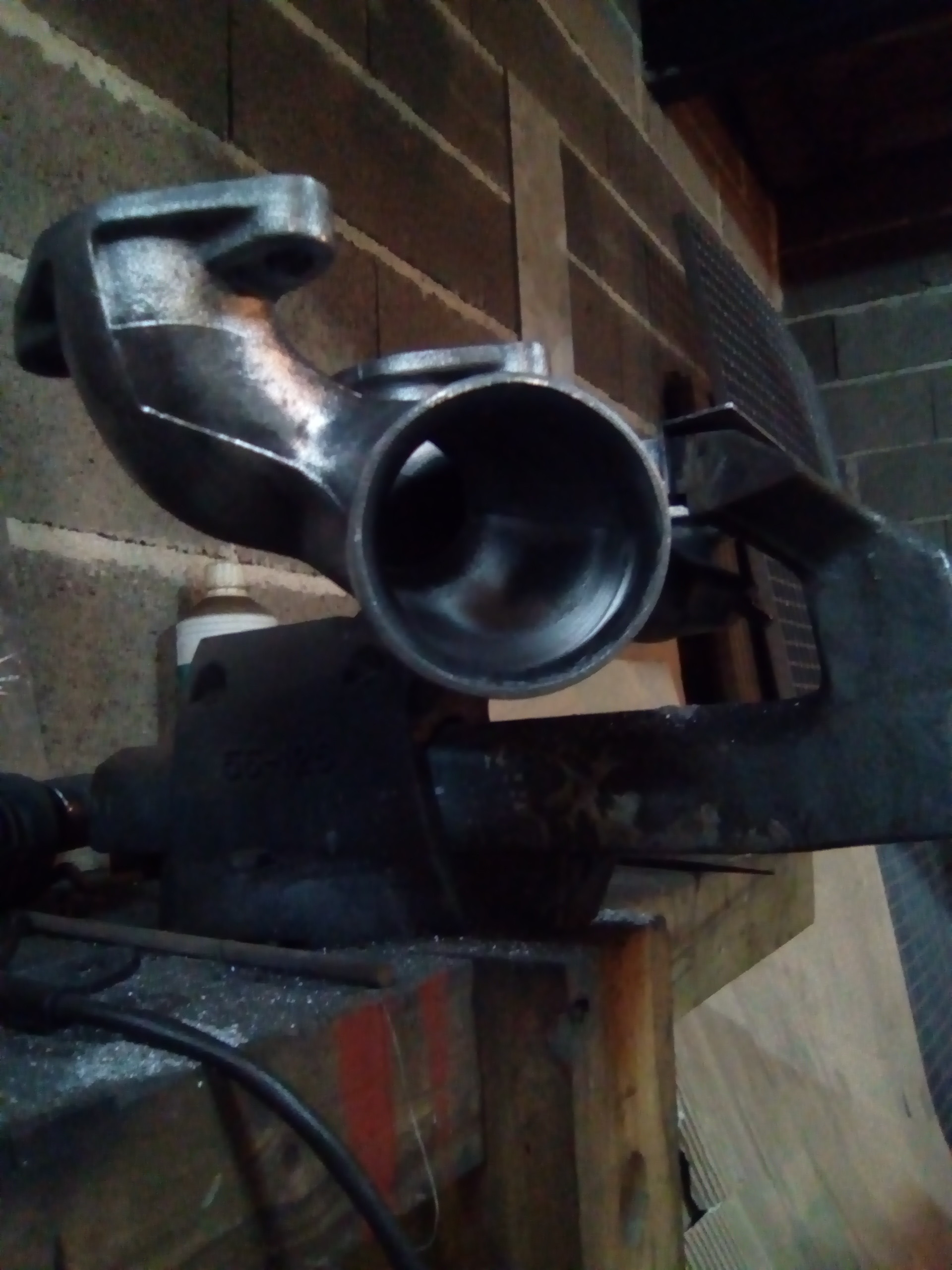 pipe d'admission J8S Turbo