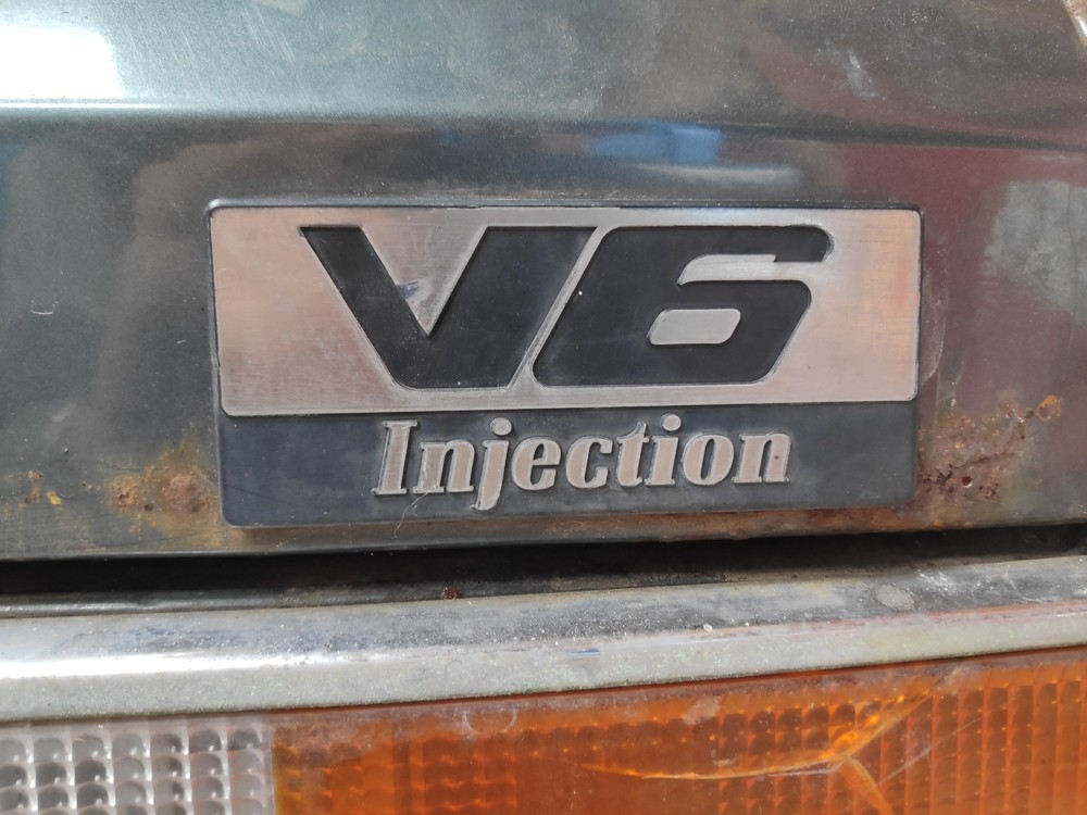Sigle V6 Injection