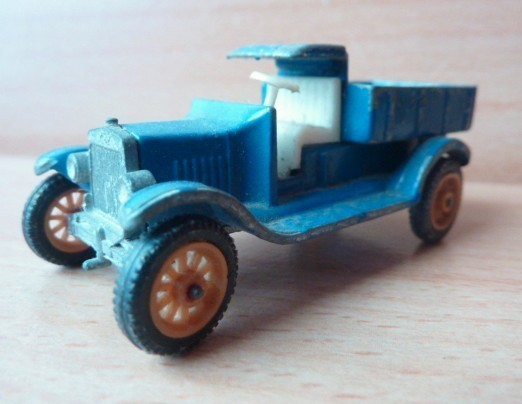 Ford T 1919 Efsi