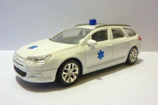 C5 II Ambulance Norev 3Inches