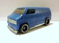 "'77 Dodge Custom Van/HW ""Color Shifters"" ok"