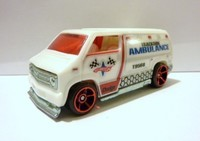 '77 Dodge Van Custon/HW ok