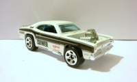 '72 Plymouth Duster Thruster/HW ok