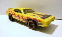 "'71 Road Runner HW ""Showroom '13"" MiM"