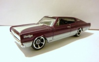 """'67 Charger HW """"Muscle Mania '10"""" MiM"""