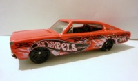 '67 Charger HW
