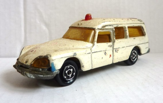 DS Ambulance Majo