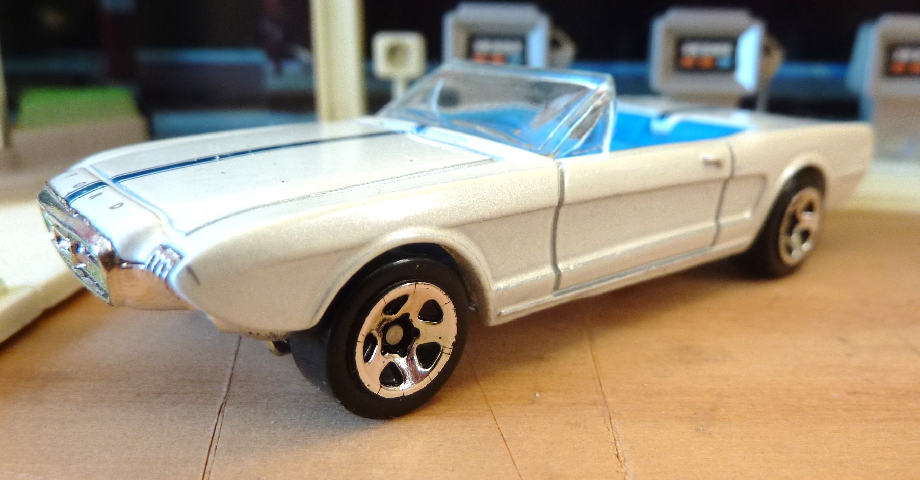 '63 Ford Mustang II Concept/HW ok