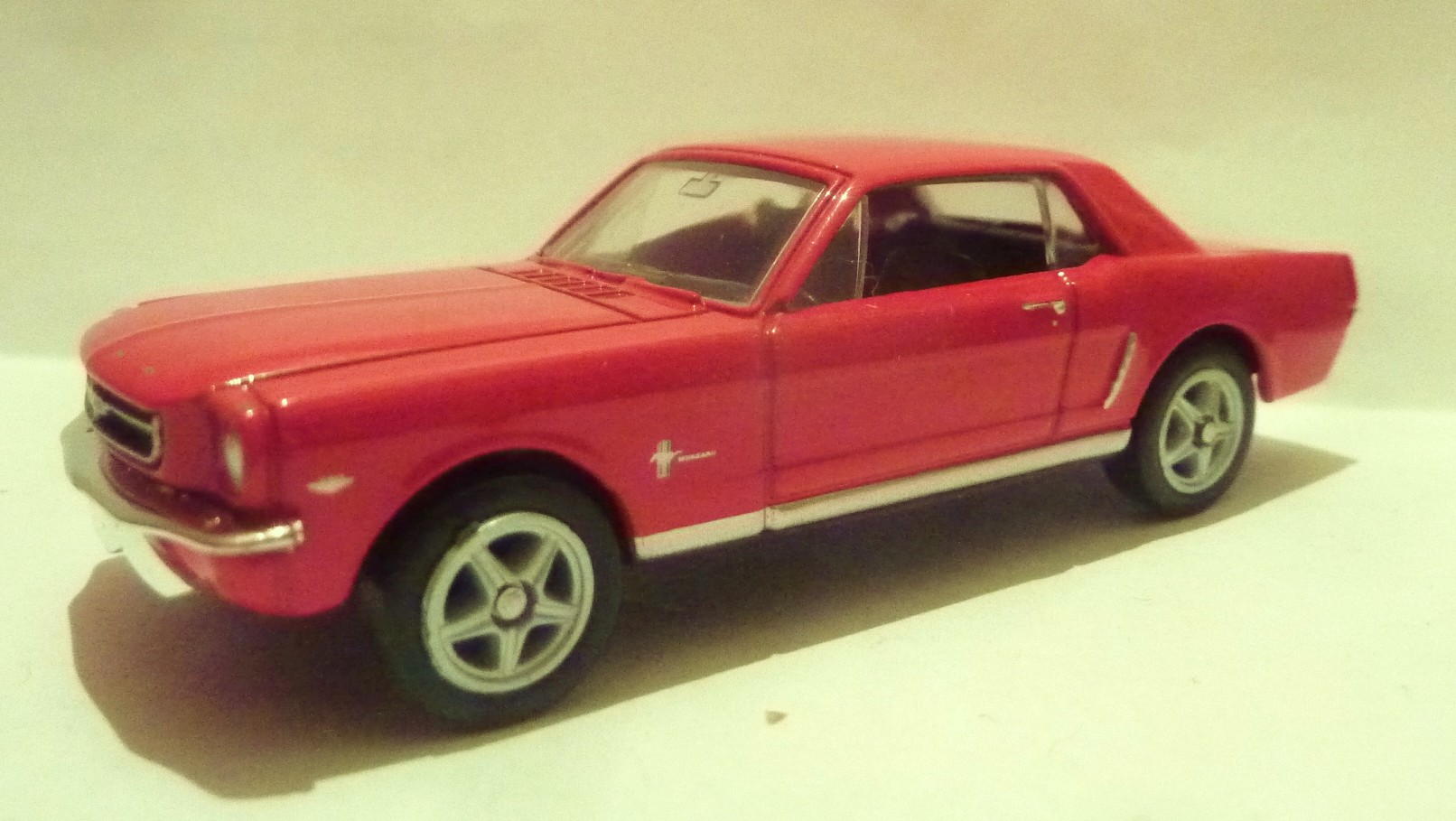 '64 Ford Mustang/Welly ok
