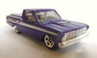 '65 Ford Ranchero/HW ok