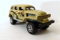 "'42 Dodge Carryall ""Jungle Crawler""/MBX ok"