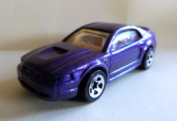 '99 Ford Mustang/HW