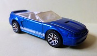 '99 Ford Mustang Convertible/MBX ok