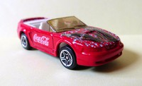 '99 Ford Mustang Convertible/MBX