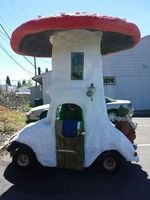Mushroomobile