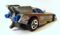 Ford Mustang FunnyCar HW